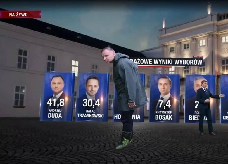 Wybory prezydenckie: Memy po I turze. Hura, hura, przed nami II tura. Internauci komentują wybory, jak zwykle przekąsem