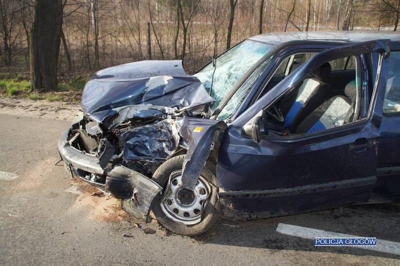 26 marca około godz. 12.40 na drodze nr 292 w kierunku Żukowic, doszło do wypadku. Warunki pogodowe jakie panowały o tej porze były dobre. - Do zdarzenia