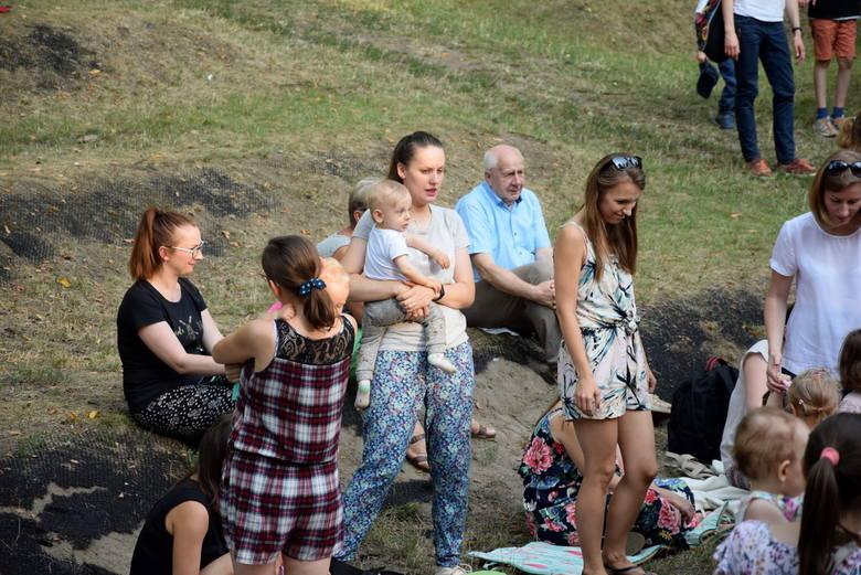 Spotkanie z Panią Muzyką w skierniewickim parku [ZDJĘCIA, FILM]