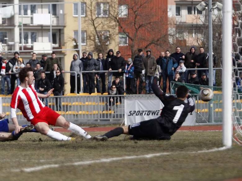 Resovia Rzeszów - Bruk Bet NiecieczaResovia Rzeszów pokonala u siebie zespól Bruk Bet Nieciecza 1:0.
