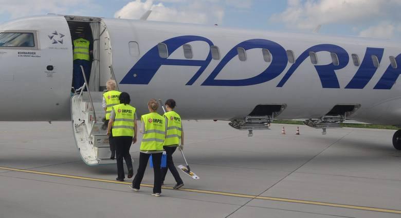 Lotnisko w Łodzi