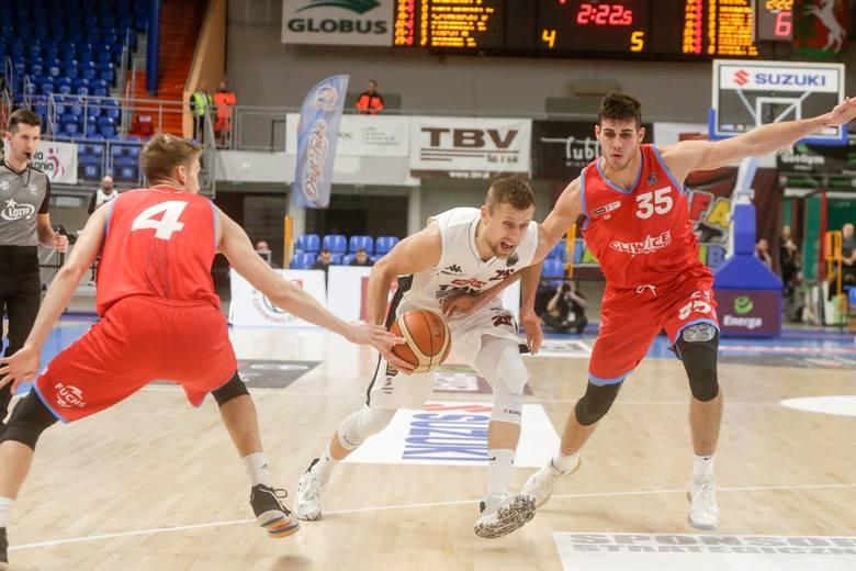 Zaskakują samych siebie, ale o play-offach koszykarze Startu Lublin nie mówią. Myślą tylko o kolejnym meczu