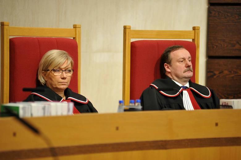 Jeśli Sejm przyjmie nowe zasady wyboru prezesa TK, na czas wakatu obowiązki pełnić będzie Julia Przyłębska