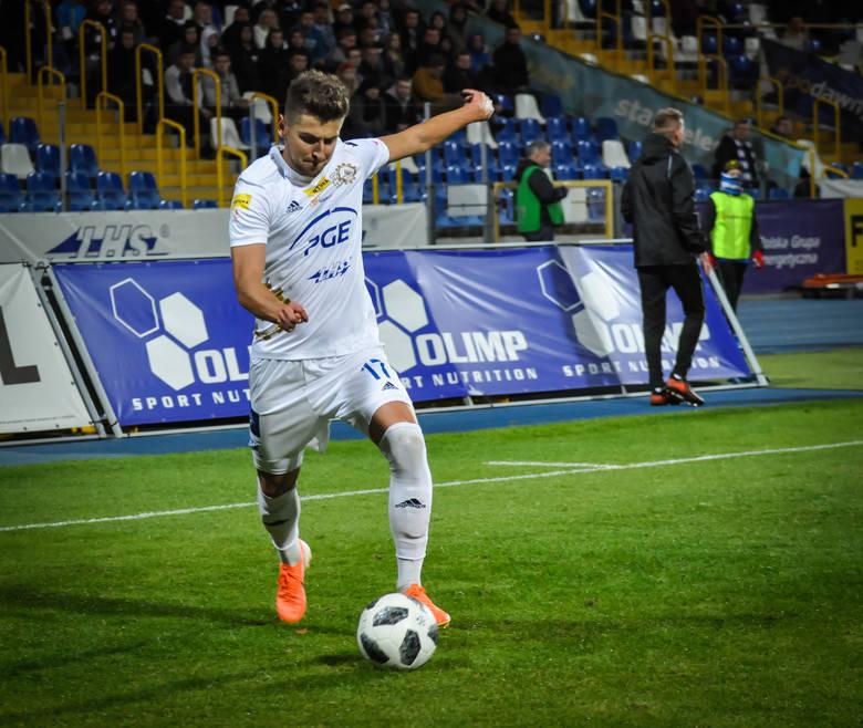 Piłkarze Stali Mielec czeka trudna przeprawa w Radomiu