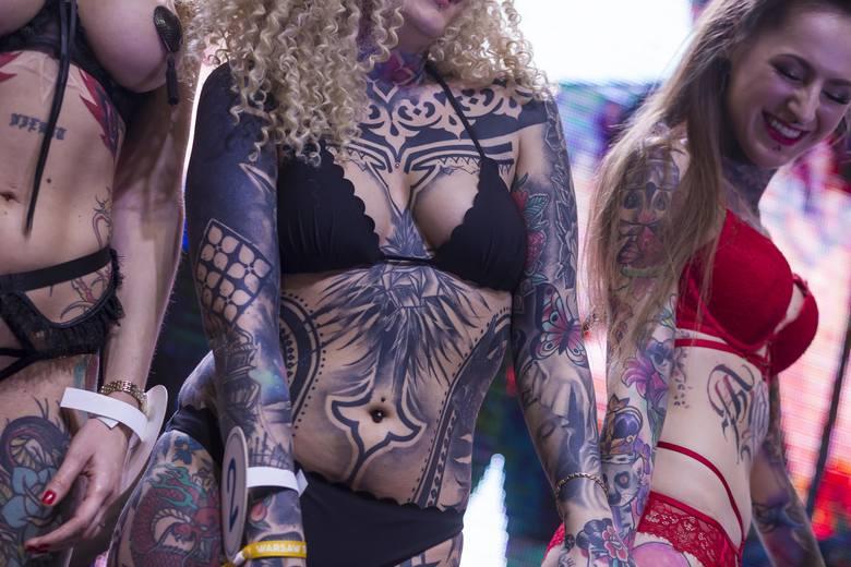 Wybory Tattoo Miss na Warsaw Tattoo Days 2020 [ZDJĘCIA] Wielkie święto tatuażu w Warszawie [PROGRAM] Po ile bilety na Warsaw Tattoo Days?