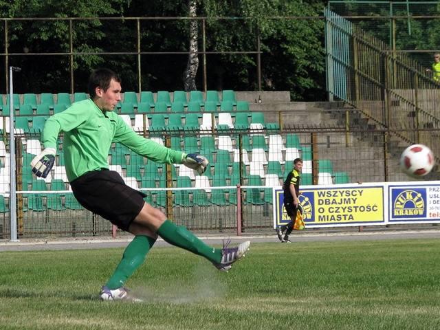Bramka - KRZYSZTOF ŻYLSKIW Garbarni: 2007-2012Mecze: III liga - 37, II liga – 26.