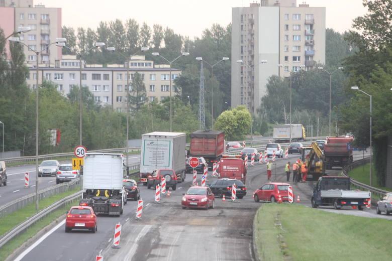 Trwa remont DTŚ w Zabrzu i w Świętochłowicach