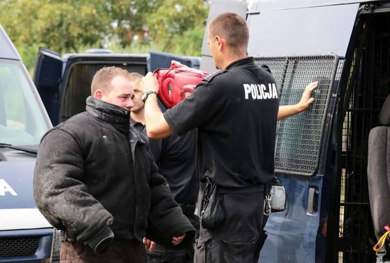 Kynologiczne mistrzostwa województwa lubuskiego policjantów