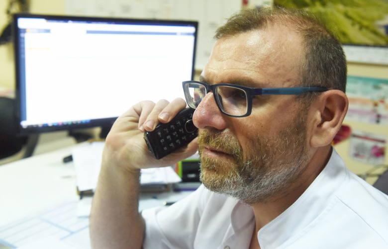 Tomasz Kremer - lekarz rodzinny z Zielonej Góry