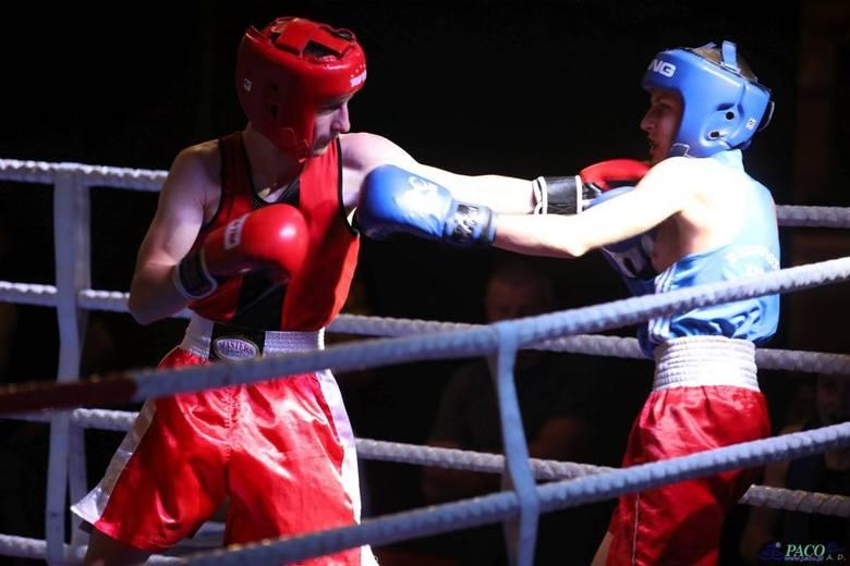 Pięściarze walczyli w Lublinie w mistrzostwach województwa lubelskiego