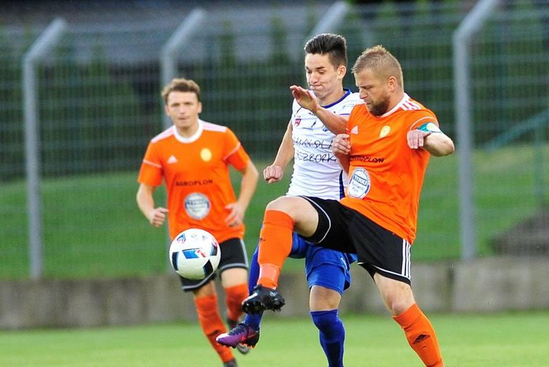 MKS Kluczbork w sparingu pokonał Agroplon Głuszyna 3-2.