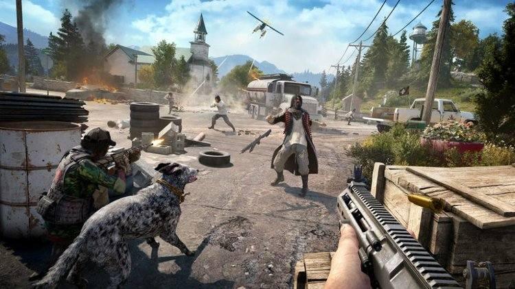 Ubisoft w cyklu gier Far Cry nie schodzi poniżej pewnego poziomu. W tegorocznej odsłonie przenosimy się na amerykańską prowincję, do Montany. Jest więcej,