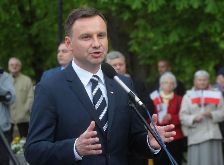Andrzej Duda spotka się z mieszkańcami Zwolenia już w najbliższy piątek, 17 stycznia.