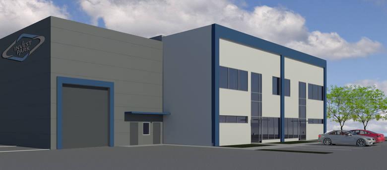 Wałbrzyska strefa ekonomiczna wybuduje hale przemysłowe. Także na Opolszczyźnie