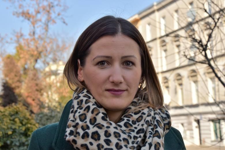 Monika Czech-Tańczuk, wicenaczelniczka wydziału8 ochrony środowiska i rolnictwa w opolskim urzędzie miasta.