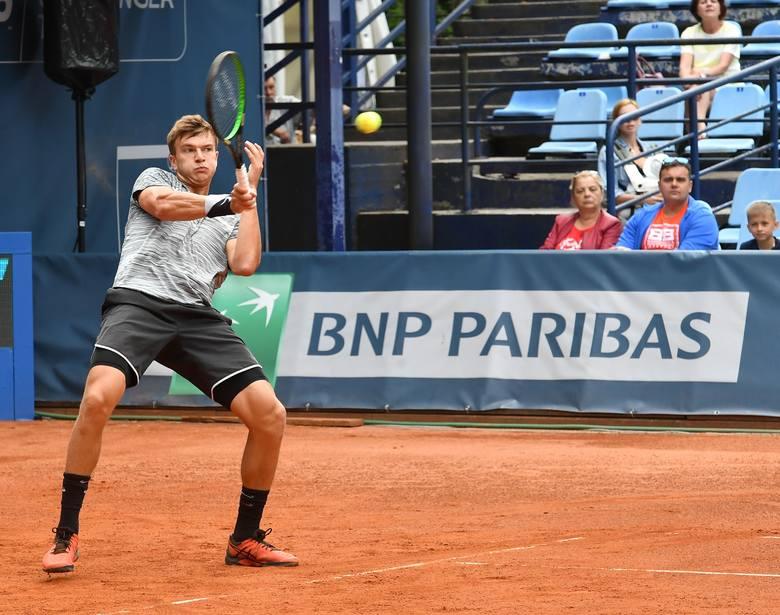 Drzewiecki przed Pekao Szczecin Open prawie podbił Majorkę [ZDJĘCIA]