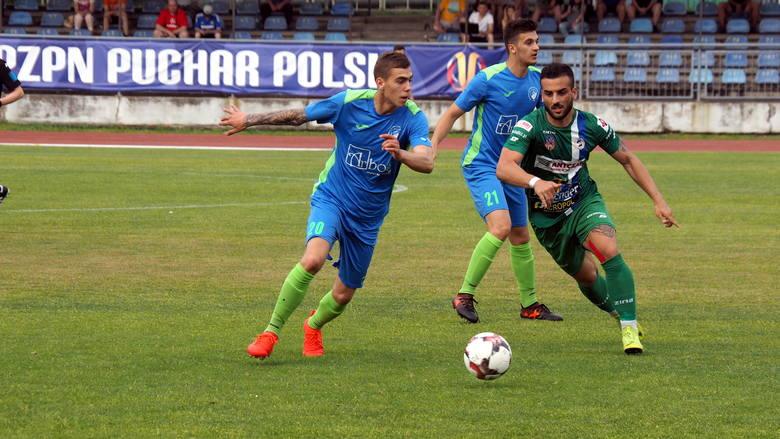 Bałtyk Koszalin pokonał KKS Włókniarz 1925 Kalisz 1:0