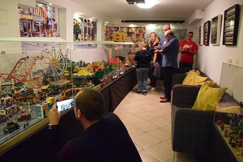 Kazimierskie Muzeum Klocków Lego już otwarte dla zwiedzających (ZDJĘCIA, WIDEO)