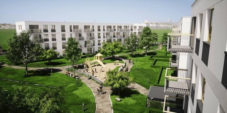 Tak będą wyglądać Mieszkania Plus pod Wrocławiem