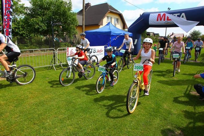 Kostrzyn MTB Maraton: Święto kolarstwa pod Poznaniem - zobacz uczestników zawodów