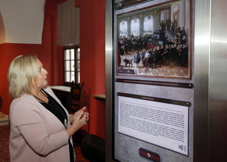 Kabinet księcia Filipa II wraca na Zamek Książąt Pomorskich