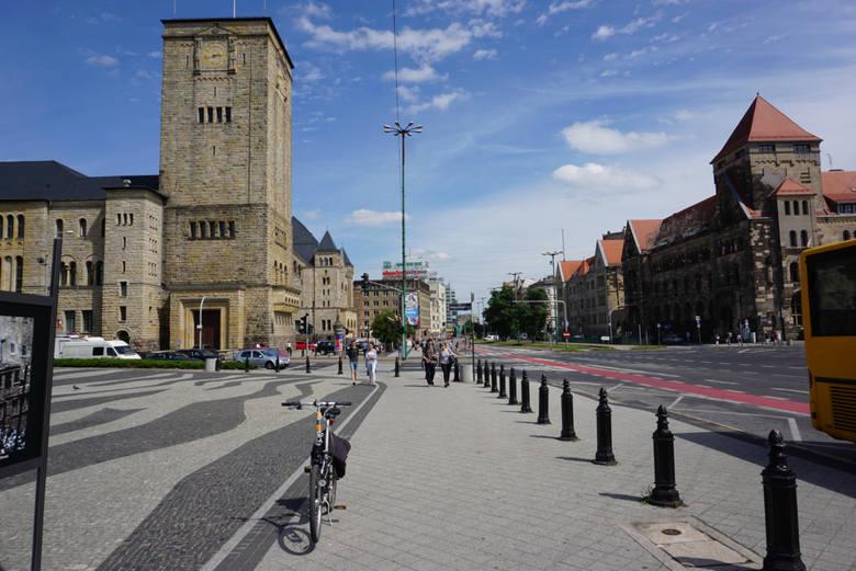 Przebudują Św. Marcin, a później kolejne ulice w centrum Poznania
