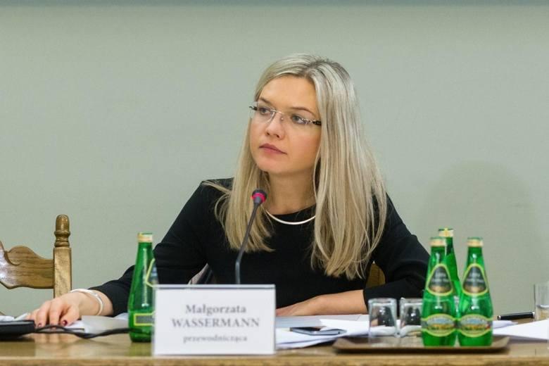 Lista nr 2 Prawo i Sprawiedliwość - Małgorzata WassermannPrawnik, zanim trafiła do polityki pracowała jako adwokat. Jest córką śp. Zbigniewa Wassermanna,