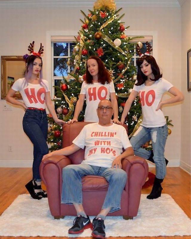 Grafik płakał jak projektował - najgorsze kartki świąteczne, jakich nie chcielibyście nigdy dostać!