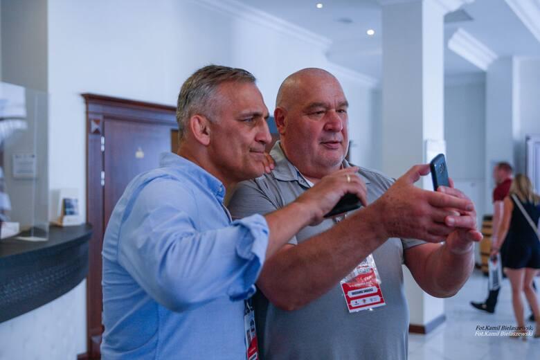 W środę w Hotelu Binkowski Resort w Kielcach rozpoczęło się I Forum Polskiego Boksu z udziałem medalistów Młodzieżowych Mistrzostw Świata i sław pięściarstwa.
