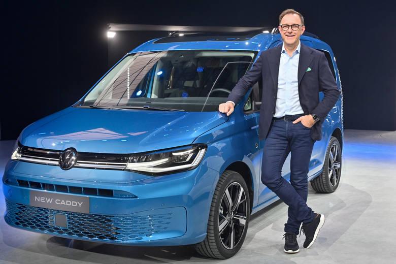 Premiera Volkswagena Caddy 5