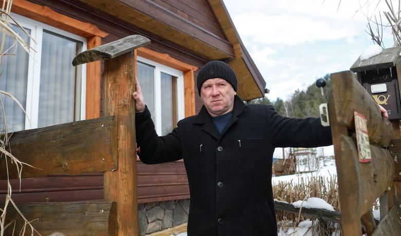 Sołtys Wiesław Groch: Zgodę na odstrzał wilka wydano, tyle że była ona niewykonalna.
