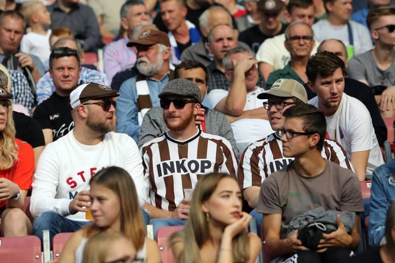 20.07.2018 krakow, mecz garbarnia krakow - stal mielec, i liga, nz kibice, fot. andrzej banas / polska press