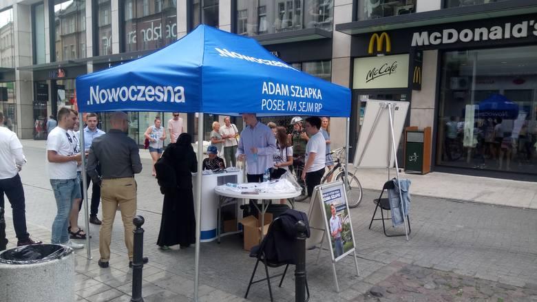 Adam Szłapka powiedział Głosowi, że prawdopodobnie wystartuje z poznańskiego okręgu w najbliższych wyborach parlamentarnych.