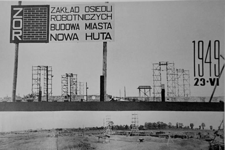 Stanisław Juchnowicz. W Nowej Hucie miał stać Pałac Kultury [ARCHIWALNE ZDJĘCIA]