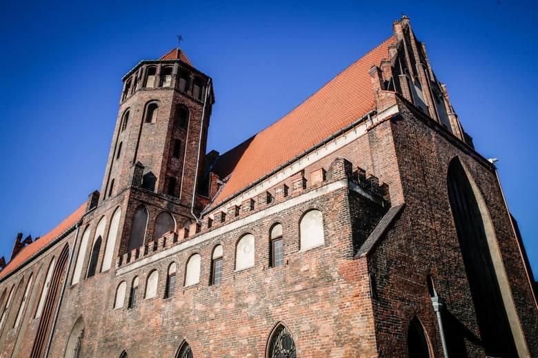 Bazylika pw. św. Mikołaja w Gdańsku.