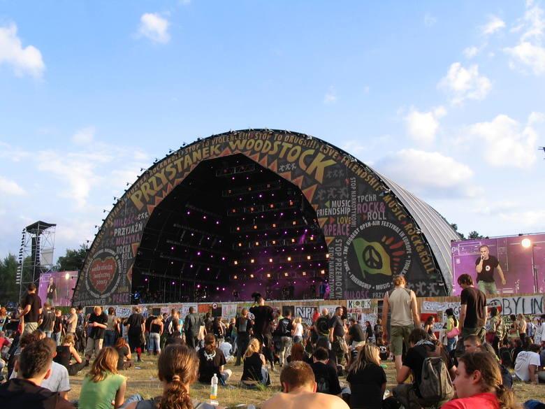 Od 2004 r. w Kostrzynie nad Odrą organizowany jest Przystanek Woodstock (obecnie Pol'and'Rock Festiwal). Na przestrzeni lat festiwalowa scena mocno się