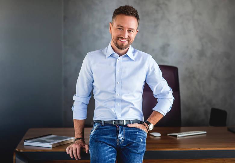 Na dziewiątym miejscu listy znalazł się Paweł Marchewka, który jest właścicielem Techlandu, który polskie zajmuje się produkcją, wydawaniem gier kom