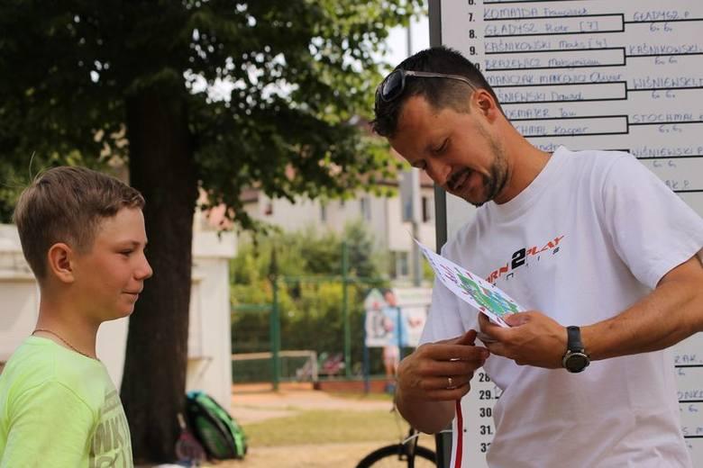 Tenis: Mistrzostwa Polski do lat 12 w Szczecinie - zdjęcia z 5 lipca.