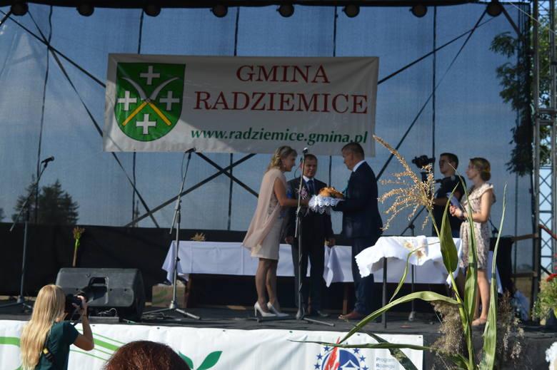 Gmina Radziemice. Po 52 latach Wierzbica była gospodarzem gminnych dożynek