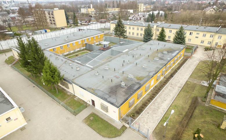 Areszt śledczy przy ul. Południowej w Lublinie
