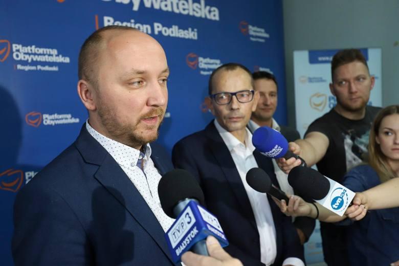 Łukasz Prokorym Koalicja Obywatelska
