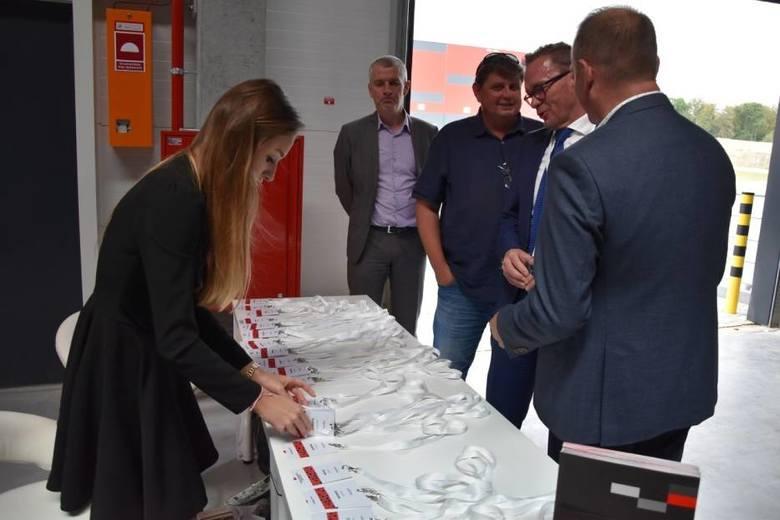 7R Park Tczew już otwarte - nowoczesny kompleks produkcyjno-magazynowy już działa [ZDJĘCIA]