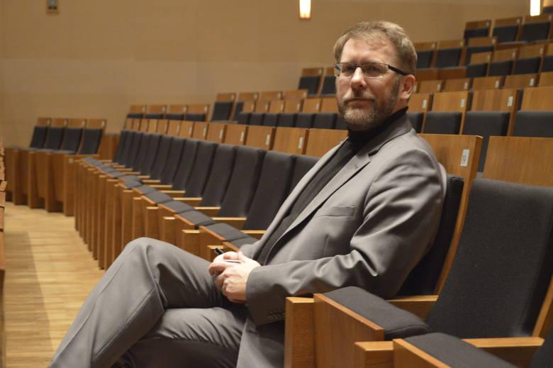 Czarne chmury znad filharmonii przegoniły służby prawne wojewody lubuskiego