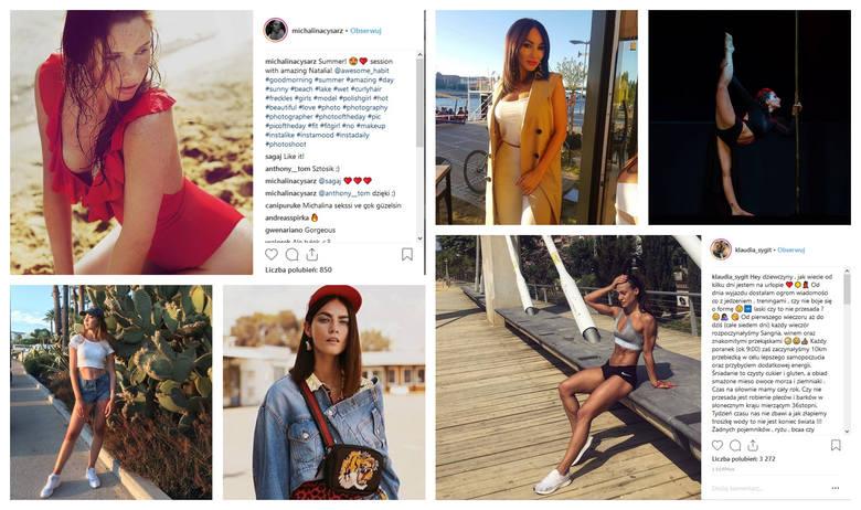 Modelki, artystki, projektantki, blogerki, wizażystki, studentki... po prostu szczecinianki. Jedne zostały w mieście inne wyjechały dzielić się swoim