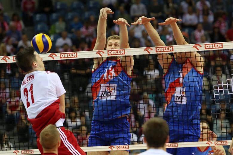 W majowym Memoriale Wagnera w Krakowie Serbia pokonała Polskę 3;2