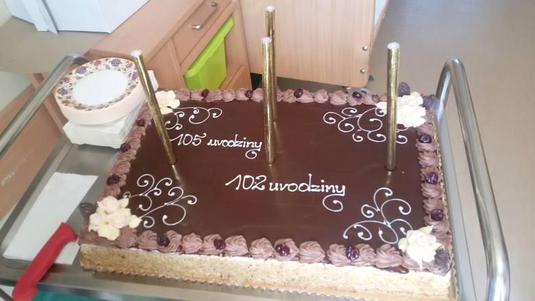 Urodziny 100-latków w Nikiszowcu