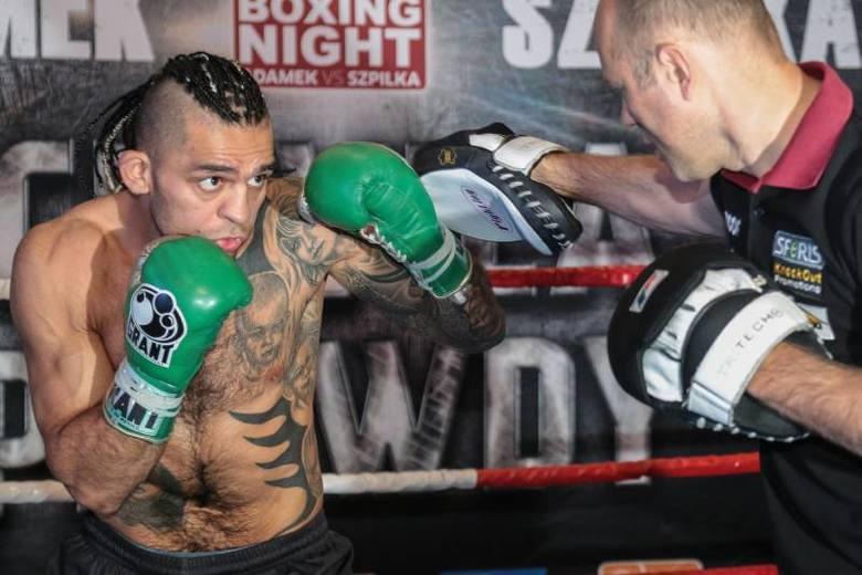 W Wieliczce odbył się trening otwarty przed galą Polsat Boxing Night. Udział w nim wziął m.in. Dawid Kostecki.