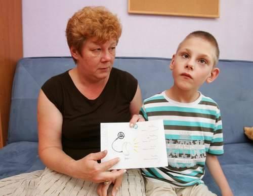 Aparat, który zgubił Tomek, kosztuje kilkadziesiąt tysięcy złotych. Na szczęście implant został odnaleziony.
