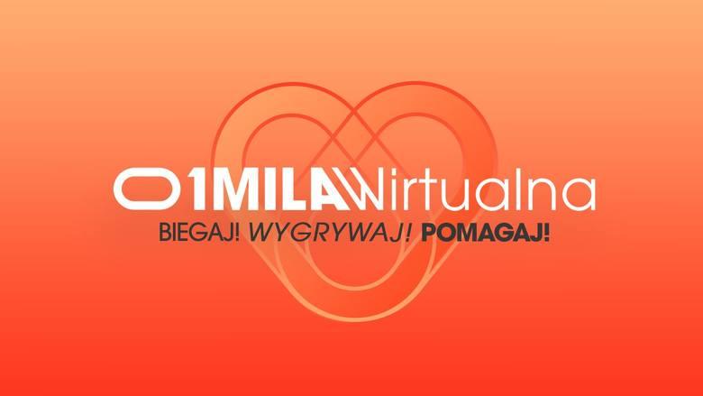 Kraków. Rusza Wirtualna 1MILA. Biegaj, wygrywaj i pomagaj!