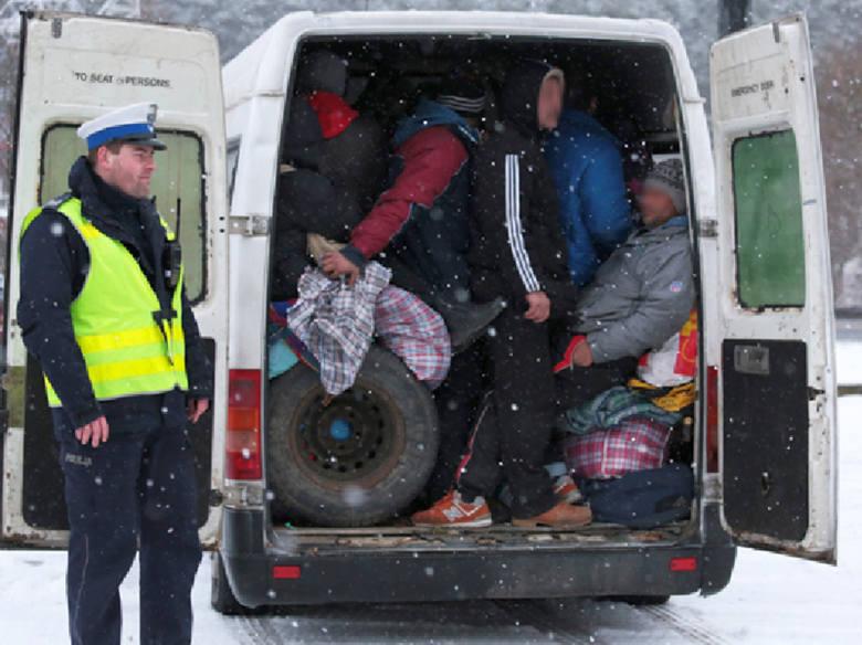 W busie podróżowały w sumie 43 osoby.